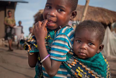 bambini, testimonianze, lasciti unicef